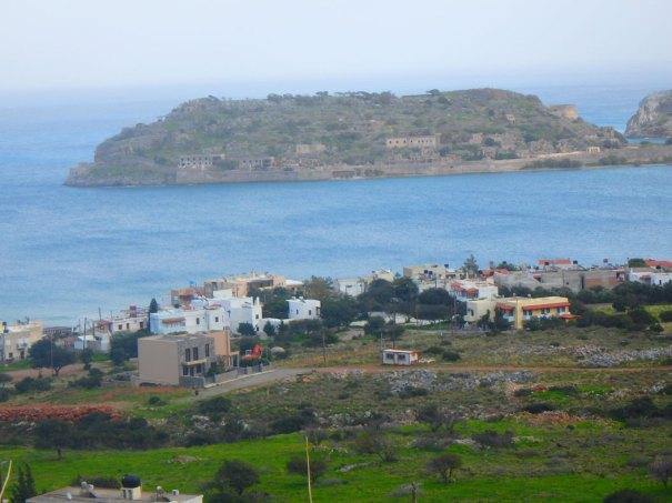 Auto Routen mit GPS Kreta