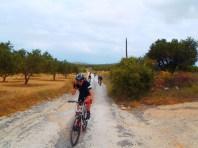 offroad mit dem fahrrad in kreta
