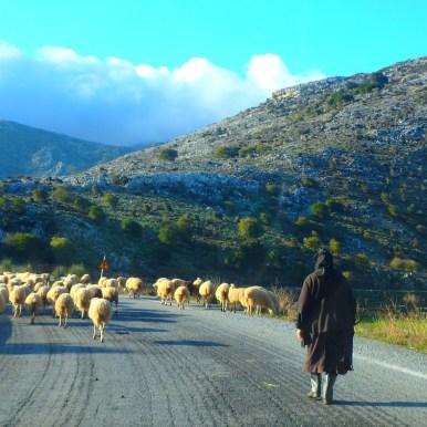 Auto Routen Kreta