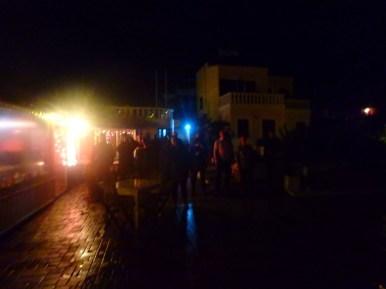 Feuerwerk in Kreta