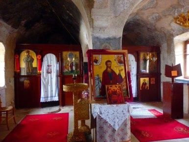 Kirche im Winterurlaub Kreta