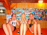Spass im Sommer Urlaub
