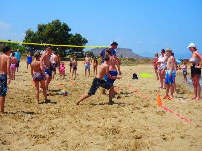 kreta strand party