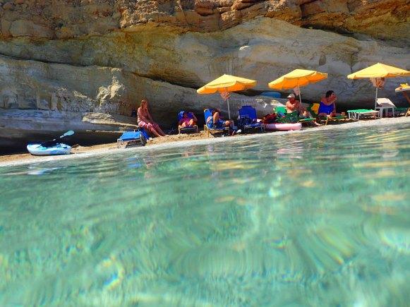 strand in kreta