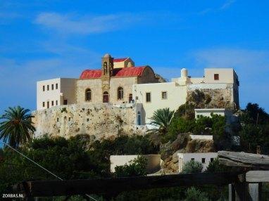 Kloster auf Kreta
