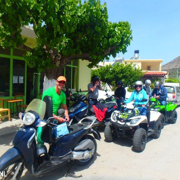Roller Safari Kreta