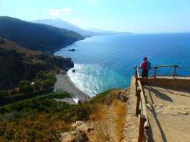 Wanderungen durch die Natur von Kreta