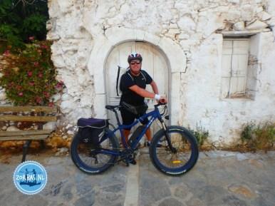 Fahrrad fahren auf Kreta Griechenland