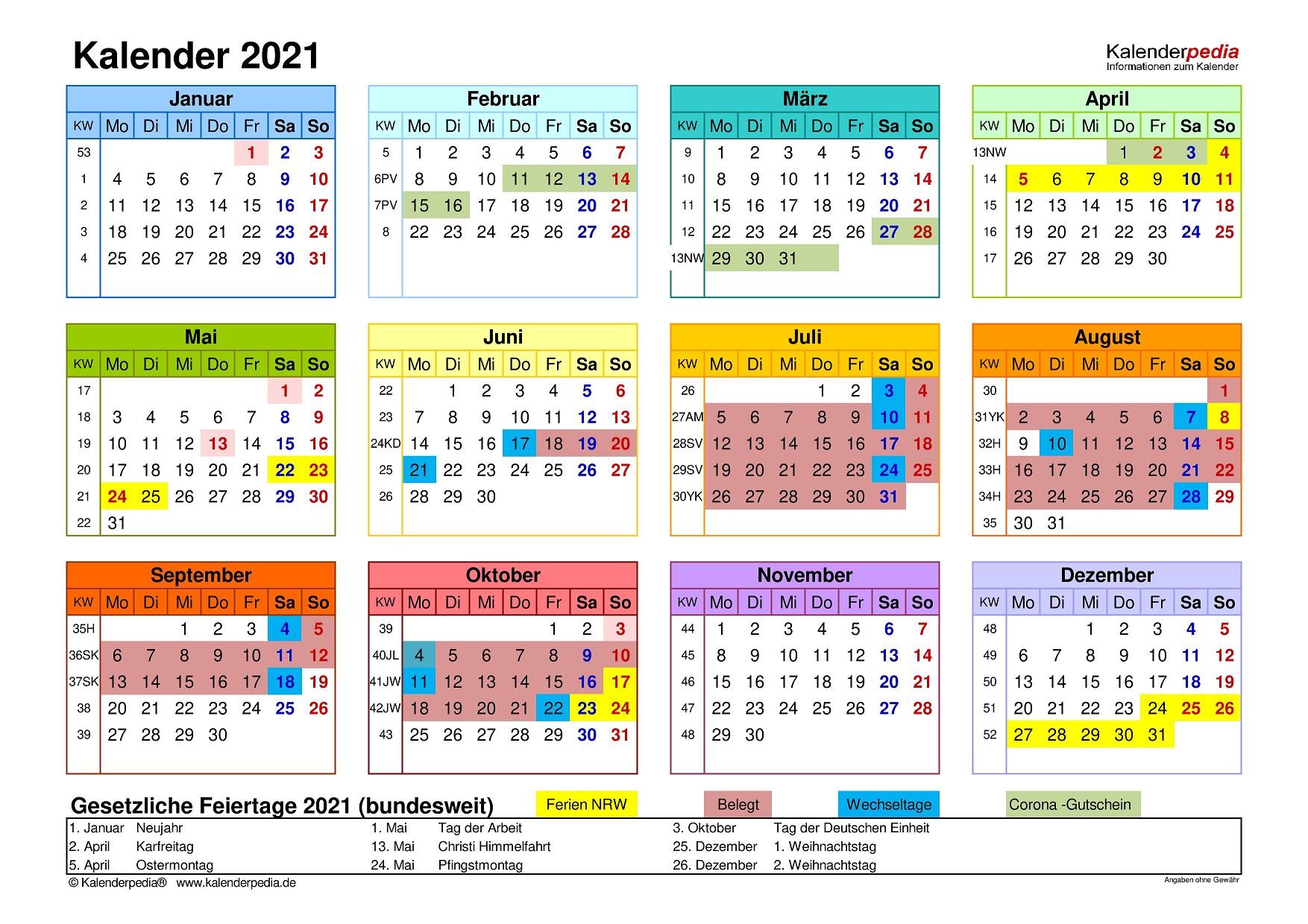 Kostenlos kalender 2016 nrw KALENDER 2016