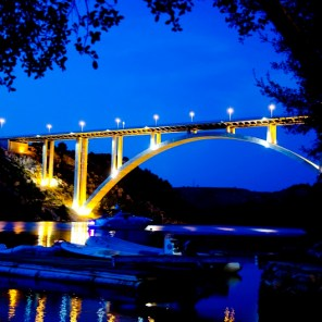 Eindruck Brücke 1