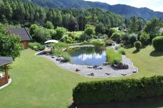 Ein Teil unserer Gartenanlage