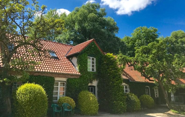 Gartenhaus für 8 bis 25 Personen