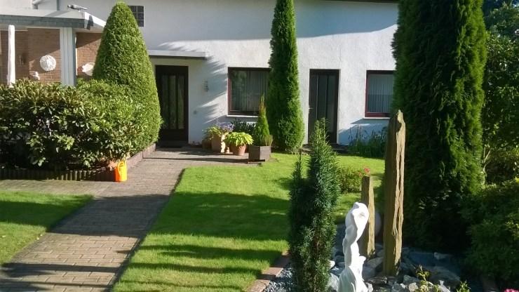 Atrraktiver Garten