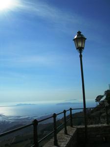 Blick vom Monte Erice