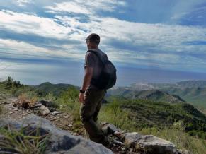 Aufstieg zum El Cielo