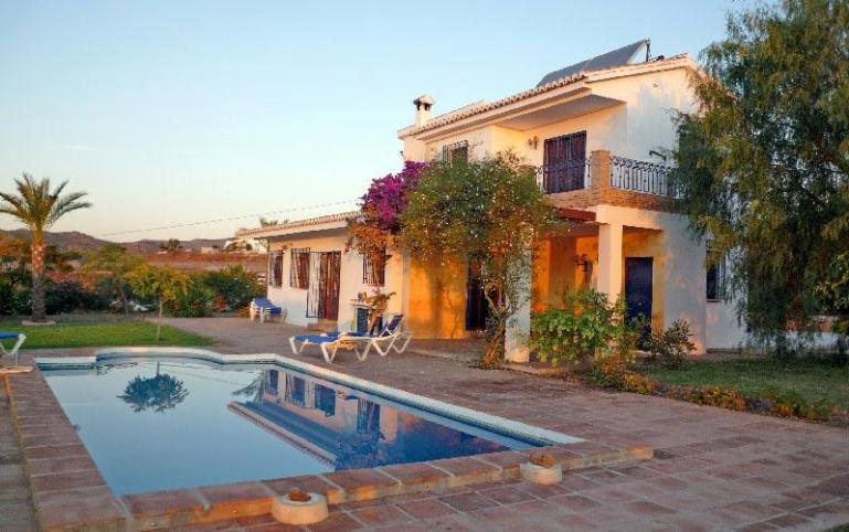 Casa Jardin Bolero Almayate