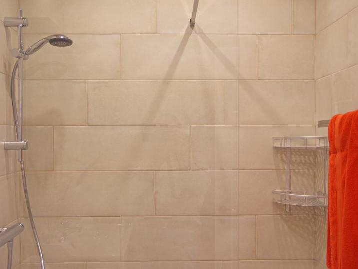 barrier-free showers