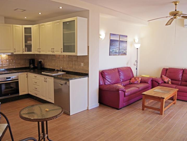 Kitchen apartment Villa Limon