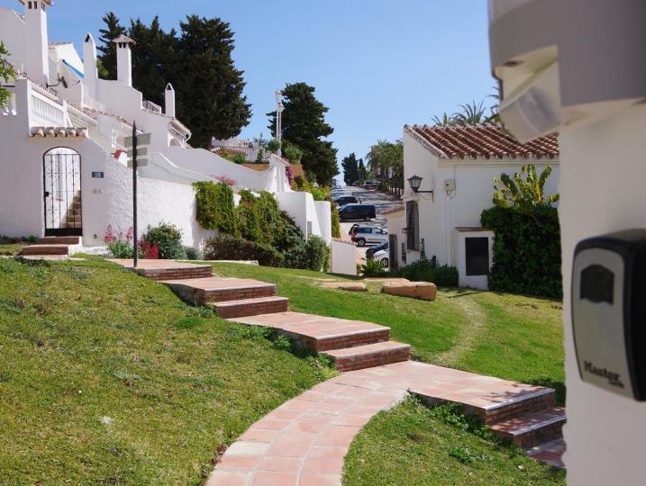 Zugang Villa Limon