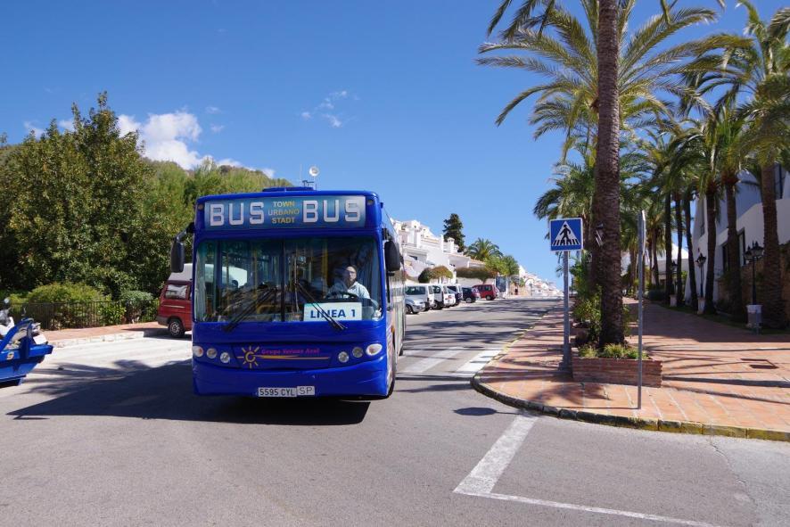 Stadtbus Nerja