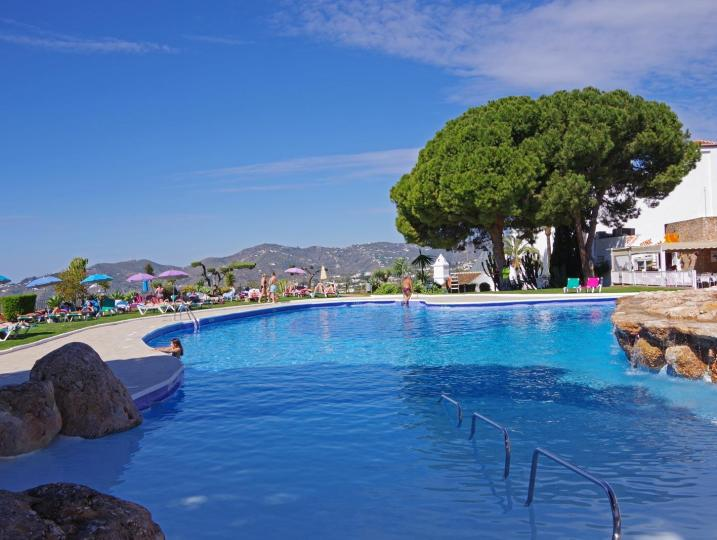 Pool San Juan de Capistrano Nerja
