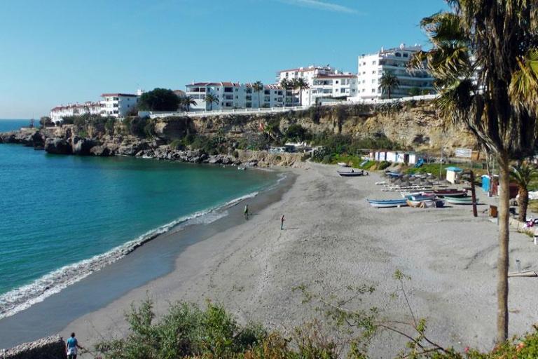 Playa Salon Nerja