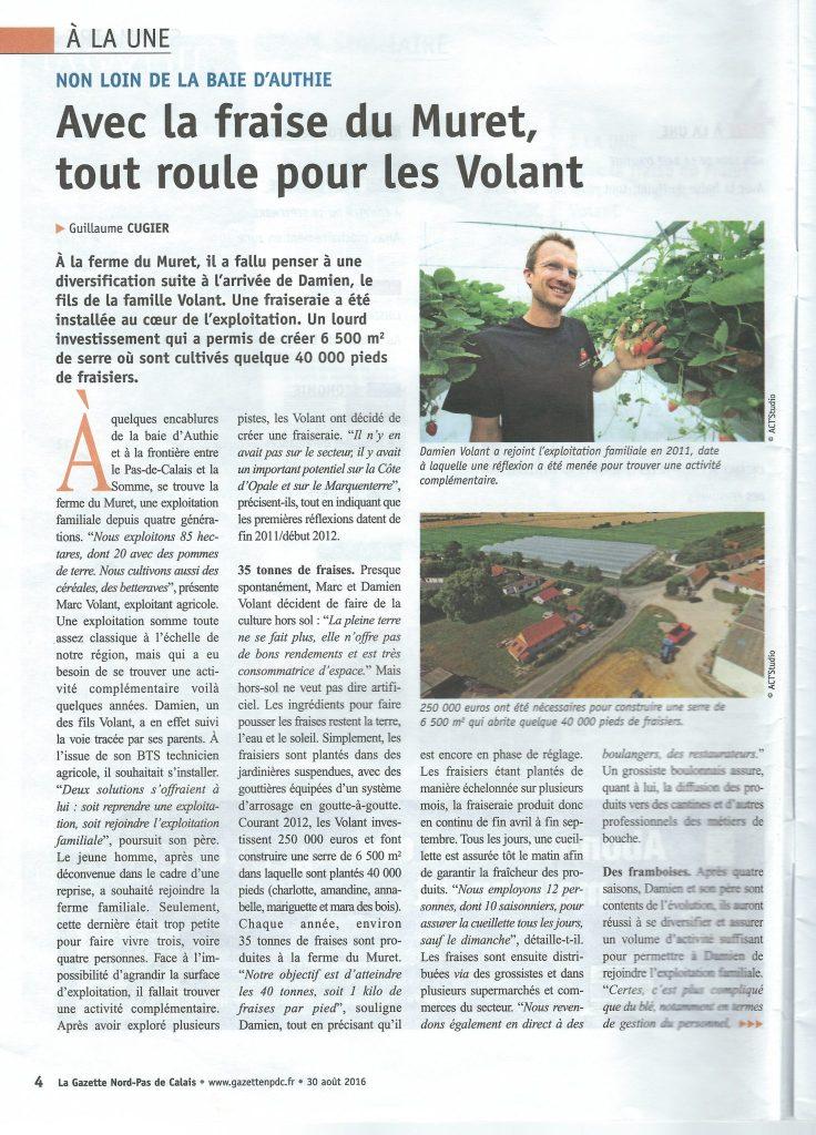 La Gazette 2
