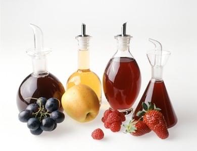 L' ACETO DI KOMBUCHA, classico e alla frutta ….. secondo ME