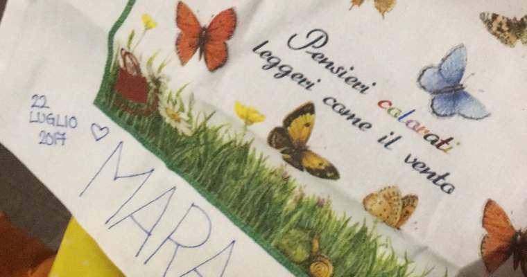 TOUR FDV TAPPA LIGURE….A CASA DI… MARIELLA SANGUINETI e FRANCO ❤️