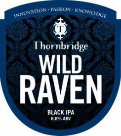 wild raven etichetta