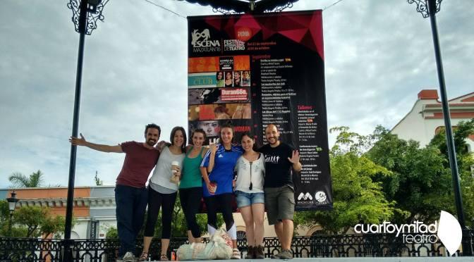 Nueva gira internacional de Cuartoymitad Teatro