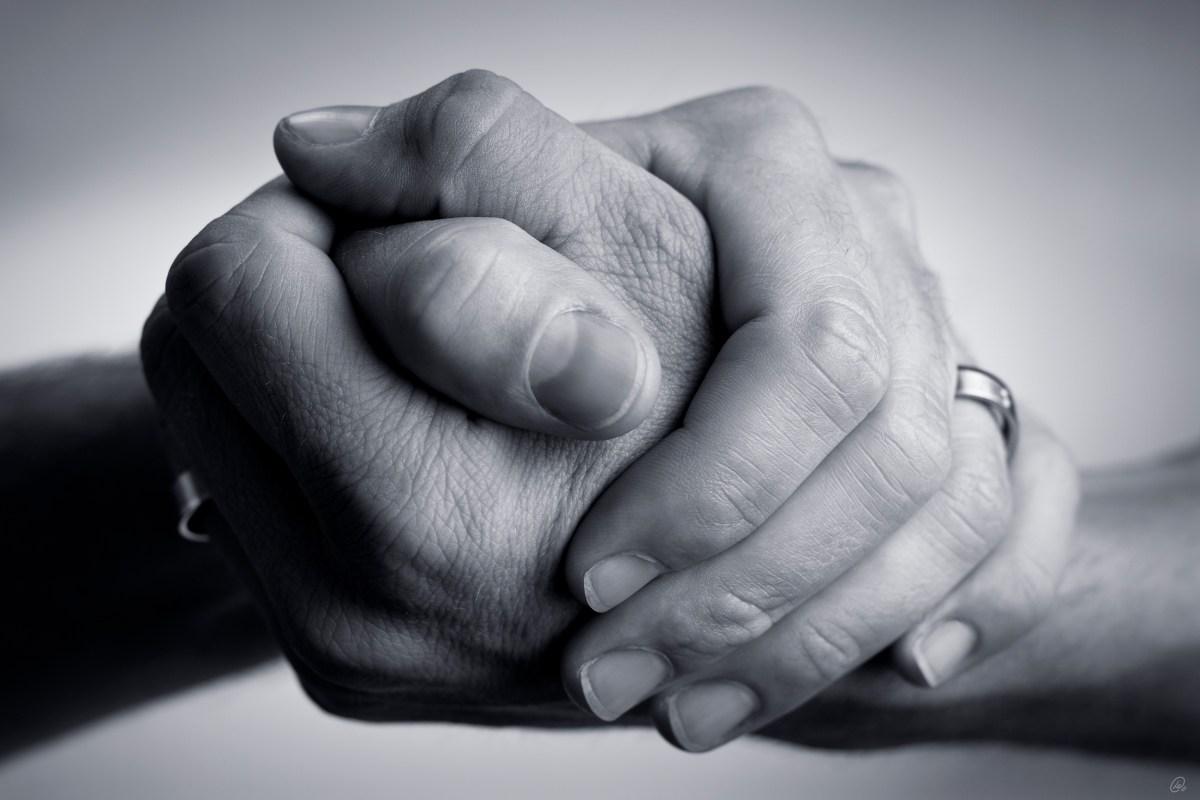 Una pareja `one team´