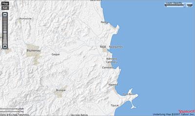 Mapa do Yahoo! MapMixer