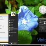 Linux com cara de Windows Vista?