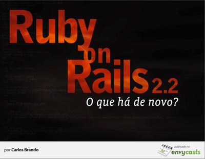 Livro: Ruby on Rails - O que há de novo?