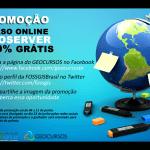 Promoção: Ganhe uma bolsa de 100% do Curso Online de GeoServer