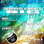 Lançada a 6ª edição da Revista FOSSGIS Brasil