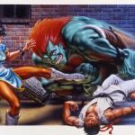 A História do Street Fighter