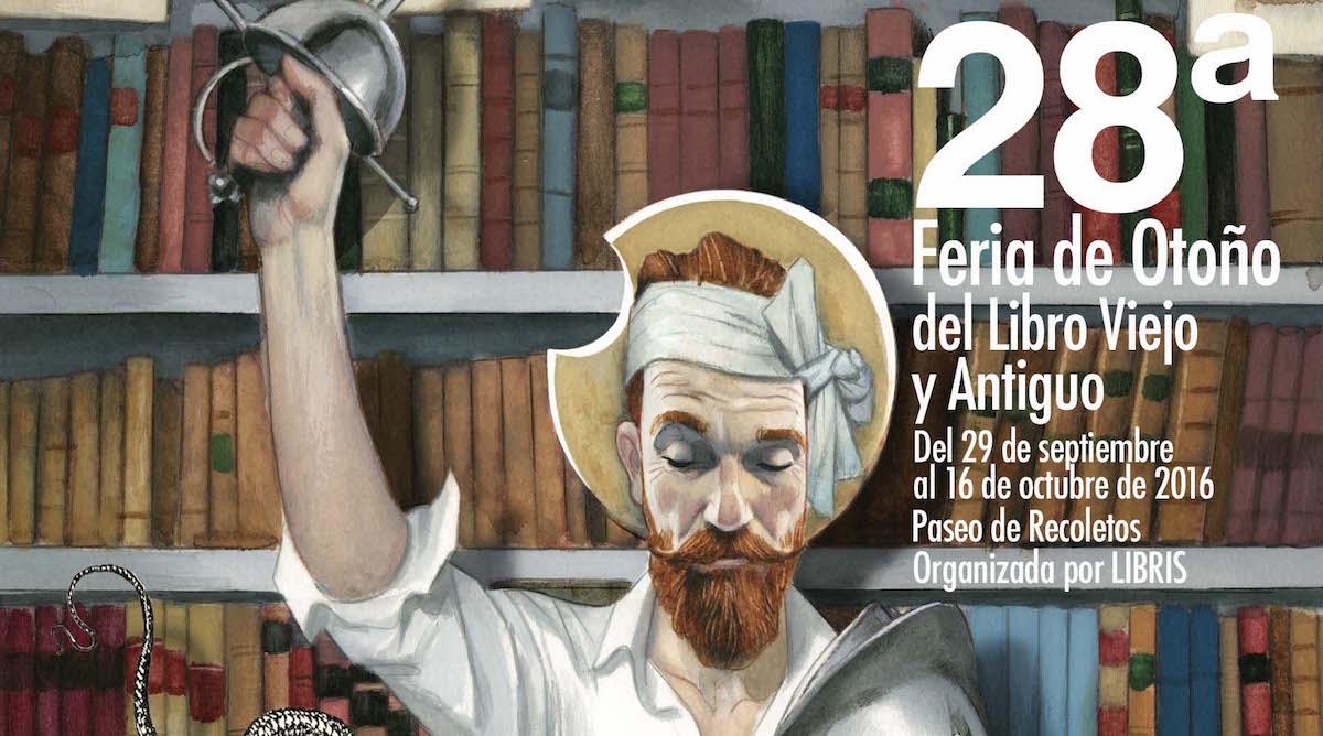 Feria del libro Viejo y antiguo 2016