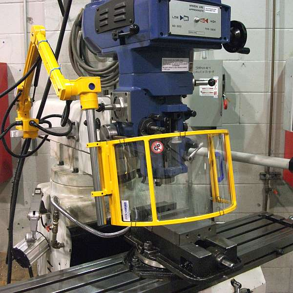 Safety Guards And Shields For Milling Machines Ferndale
