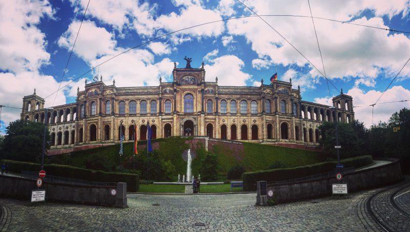 Bayerischer Landtag Maximilianeum München