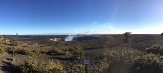 Big Island Hawaii - Krater National Park Volcano