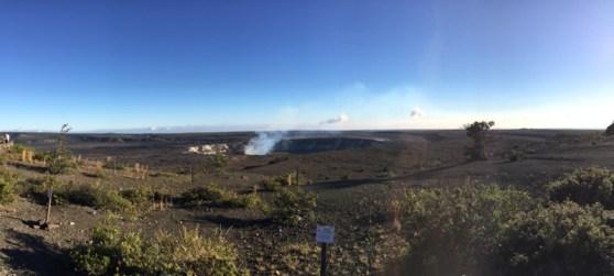Big Island Hawaii - Krater National Park Volcano
