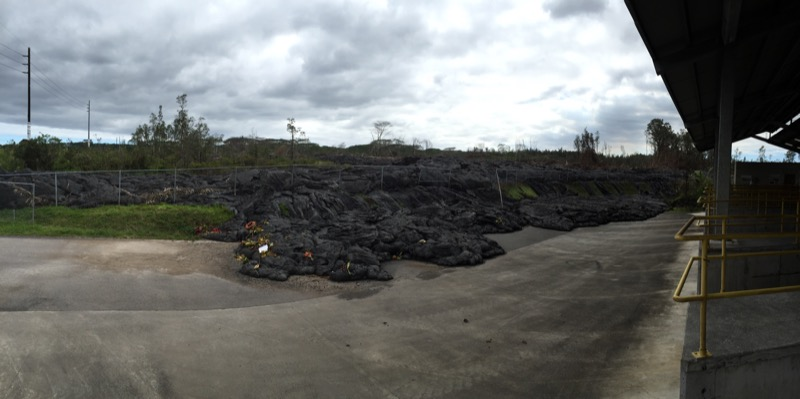 Big Island Hawaii - Pahoa - Transferstation 1
