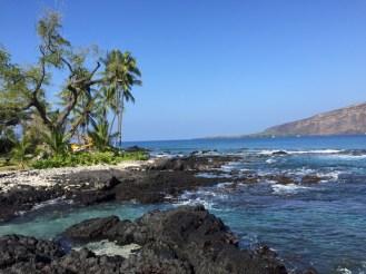 "Big Island Hawaii - Captain Cook - Cottage - unser ""Strand"""