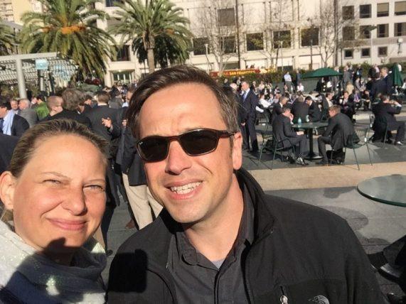 San Francisco - Steuerberaterkongress ?
