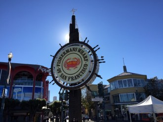 San Francisco - Fishermans Wharf