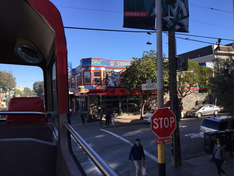 San Francisco - Haight Street 1
