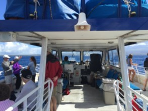 Maui Hawaii - Maalaea Harbor - unser Ausflugsboot