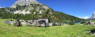 Seebensee - Aufstiegspunkt zur Coburger Hütte